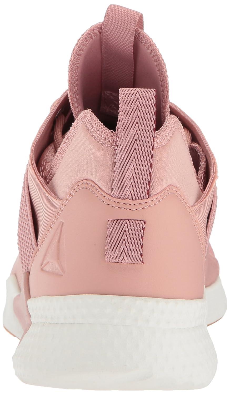 Reebok Women's Guresu 1.0 Running Shoe B072JBTN13 9 B(M) US|Chalk Pink/Urban Maroon/Chalk