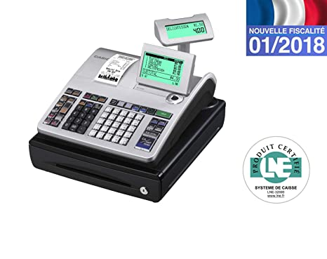 4d5a6bbac713 Casio se-s400sb-fr caja registradora cajón pequeño  Amazon.es ...