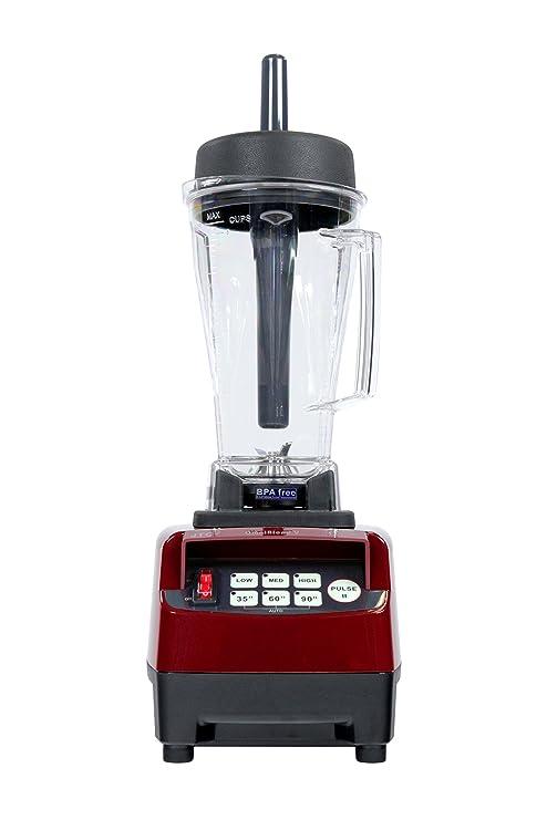 Batidora de Vaso JTC Omni Blend V: Batidora Licuadora jarra de 2L (BPA-