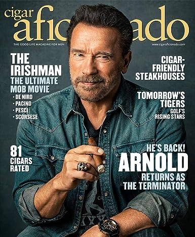 Cigar Aficionado Amazon Com Magazines