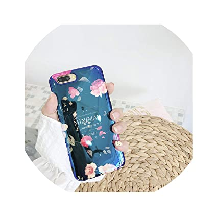 Giltter Blu Ray Case For iPhone X 10 8