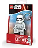 Lego Led - LG0KE94 - Star Wars - Porte-clés LED Stormtrooper