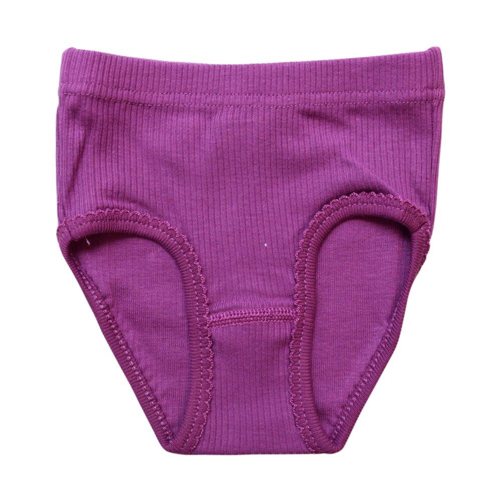 Little Girls/' Organic Cotton Underwear Briefs Panties
