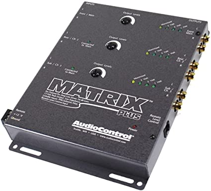 DRIVERS FOR AUDIOCONTROL MATRIX LINE