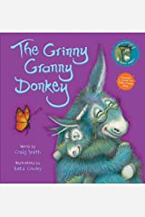 The Grinny Granny Donkey Hardcover