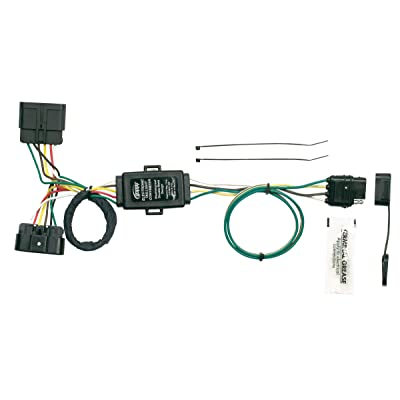 Hopkins 41165 Plug-In Simple Vehicle Wiring Kit: Automotive [5Bkhe2011819]