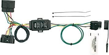 Hopkins 41165 Plug-In Simple Vehicle Wiring Kit on