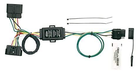 amazon com hopkins 41165 plug in simple vehicle wiring kit automotiveTowpower Wiring 2004 Chevy Colorado Together With 2005 Chevy Colorado #1