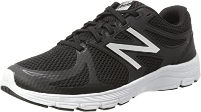 New Balance 575, Zapatillas de Running Hombre, Negro (Black), 44 EU: Amazon.es: Zapatos y complementos