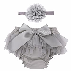 M/&Co Baby Girl 100/% Cotton Frilly Knickers Nappy Cover Multipack 2 Pack