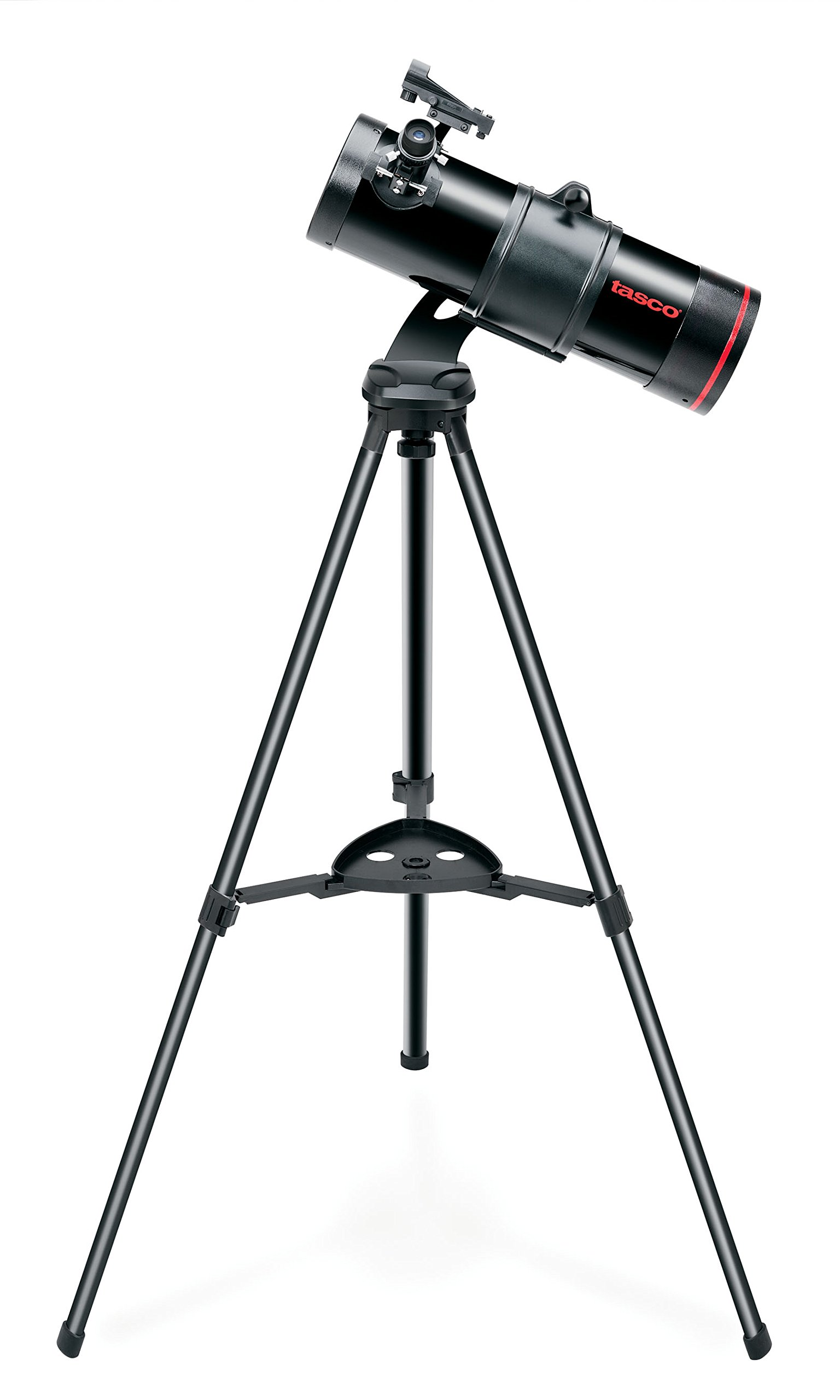 Tasco 49114500 114x500mm Spacestation Black St Red Dot Finderscope by TASCO