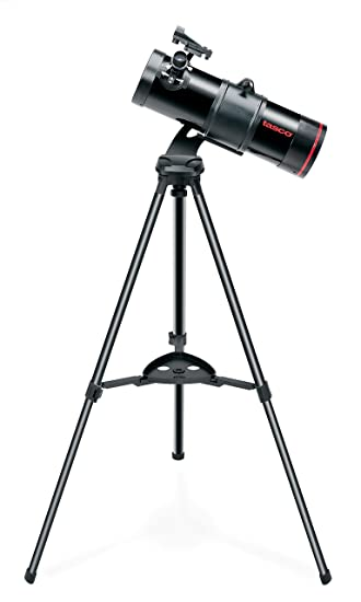 Tasco 49114500 114x500mm Spacestation Black St Red Dot Finderscope