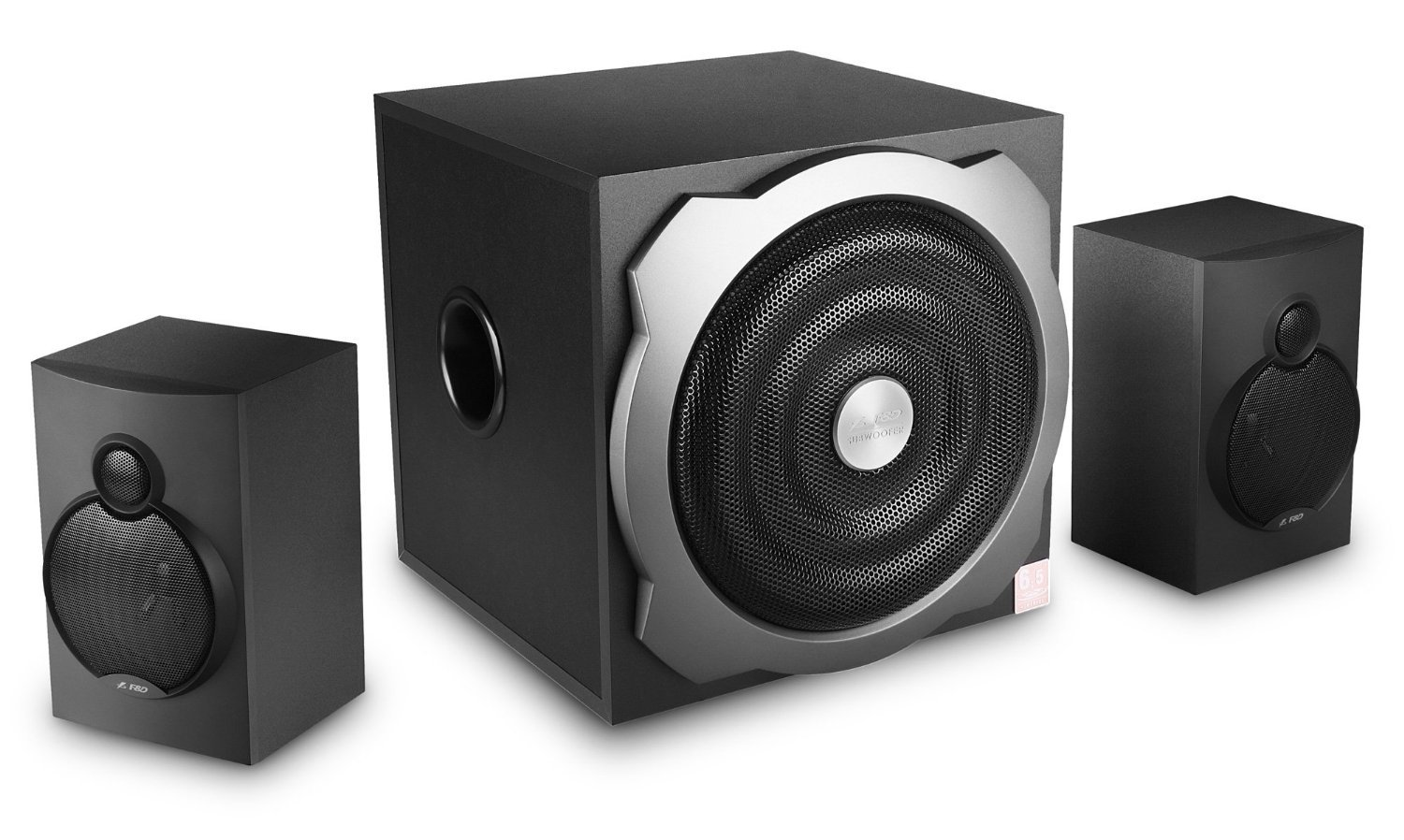 Price available in white or black for about 2399 for all four - F D A521 2 1 Channel Speaker Price Buy F D A521 2 1 Channel Speaker Online In India Amazon In