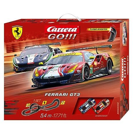 Carrera Go!!!!!- Ferrari GT3 Circuito de Coches (