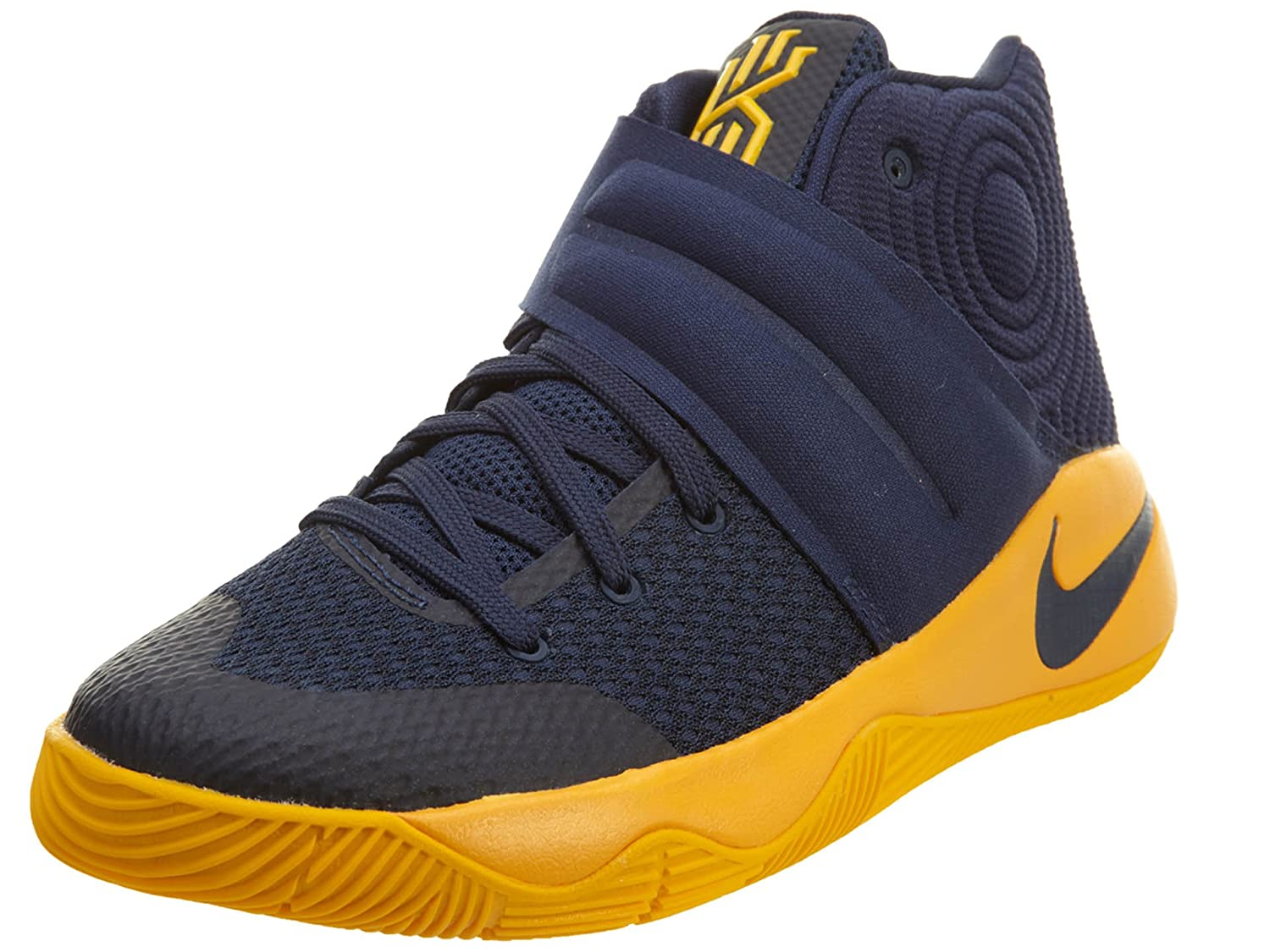 save off f3a66 148ad nike Kyrie 2 GS (Mid Navy/Mid Navy-University Gold-Un ...
