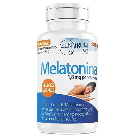 Melatonina Valeriana Tila Pasiflora: Amazon.es: Salud y cuidado ...