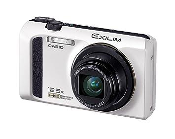 casio exilim ex zr100 digital camera white amazon co uk camera rh amazon co uk Casio Watch Instruction Manual Casio Exilim Digital Camera