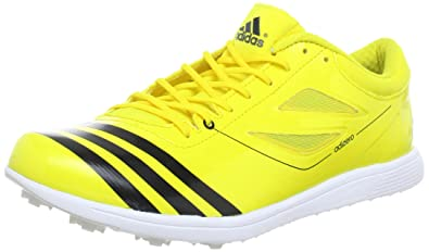 adidas Adizero Triple Jump Spikes - 15 - Yellow