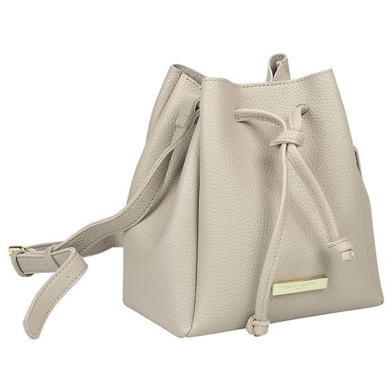 8ee01f365b Katie Loxton - Mini Chloe Bucket Bag - Grey  Amazon.co.uk  Clothing