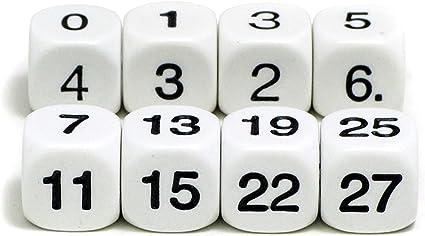 Koplow Games Inc. Math Numbers Dice