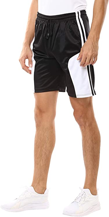 AMERICAN CREW Men's Polyester Shorts for Men Men's Shorts at amazon