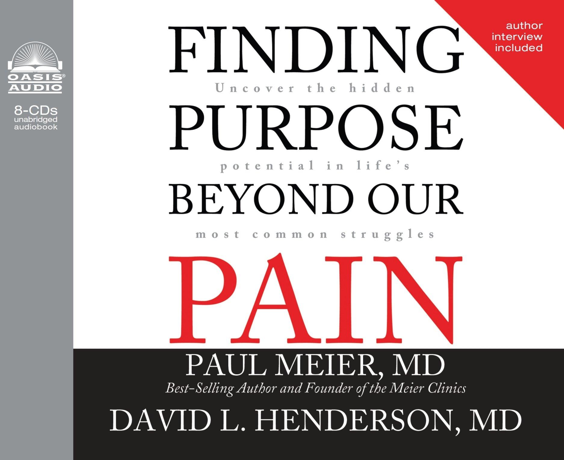 Purpose Beyond the Pain