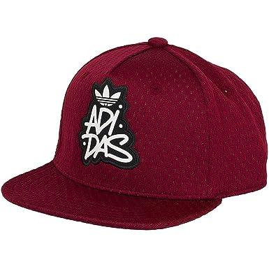 adidas Originals Gorra de Béisbol - Para Hombre Rojo: Amazon.es ...