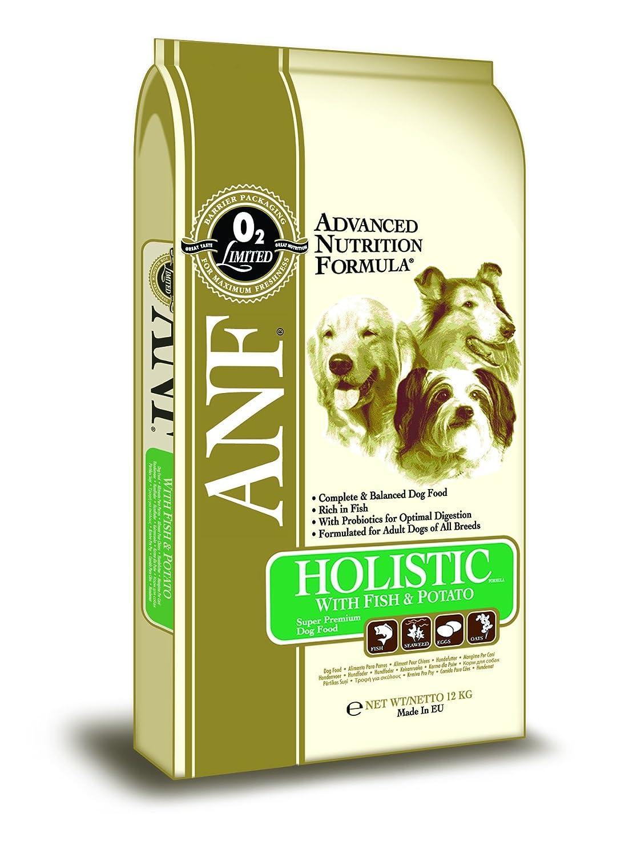 Amazon Com Anf Canina Holistica Peces Y Patatas Adulto 2 2 Pound