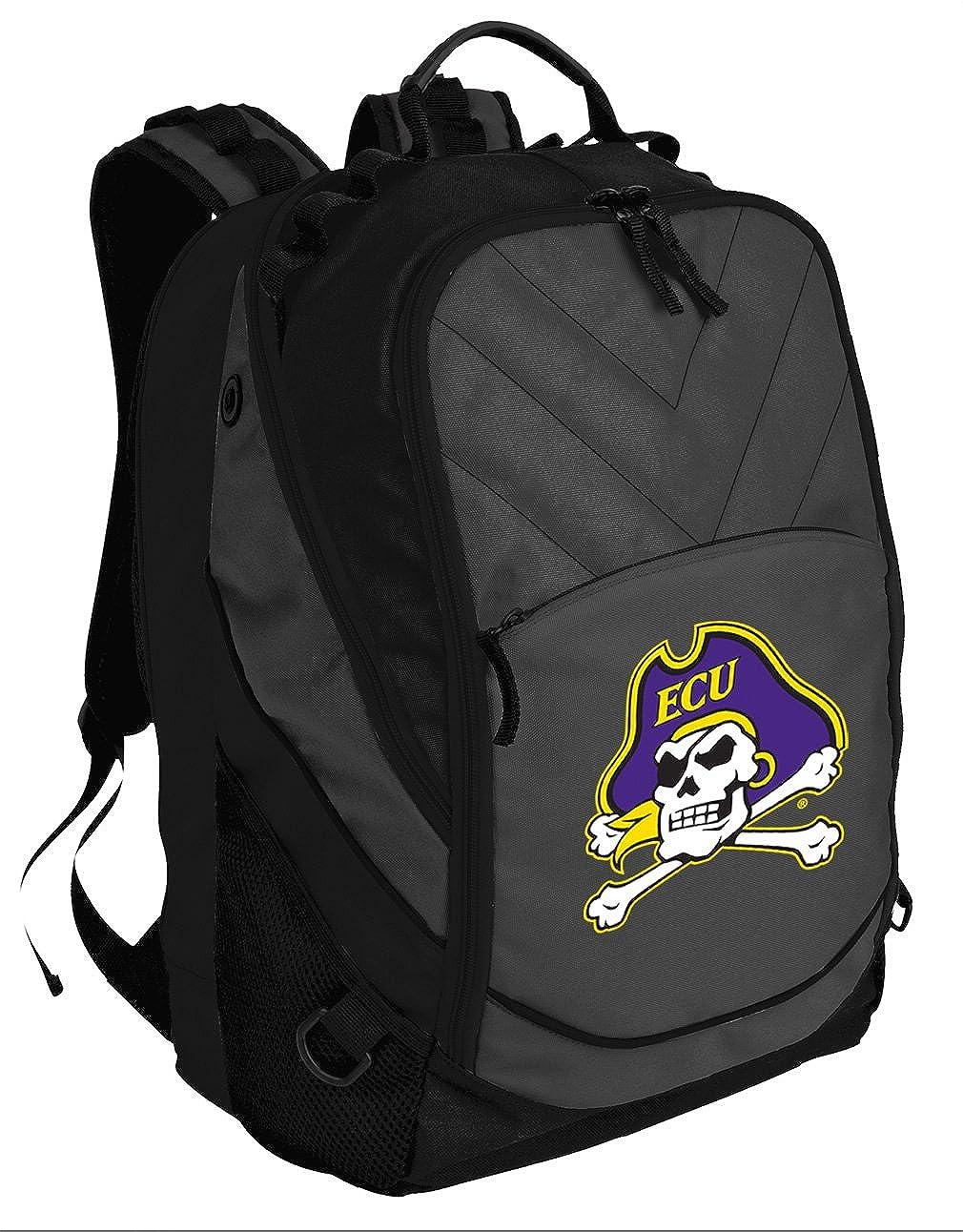Broad Bay Best East Carolina University Backpack Laptop Computer Bag