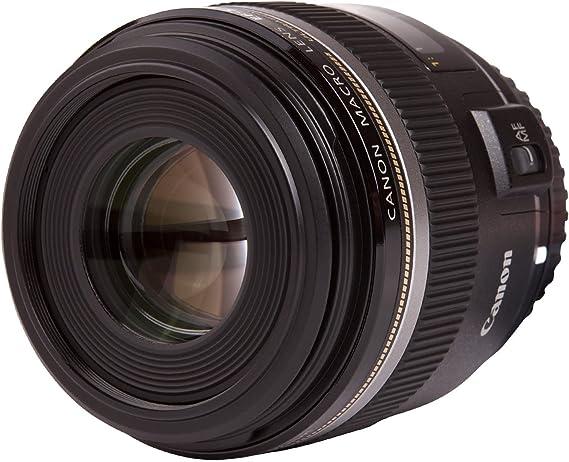 Canon Objektiv Ef S 60mm F2 8 Makro Usm Für Eos Kamera
