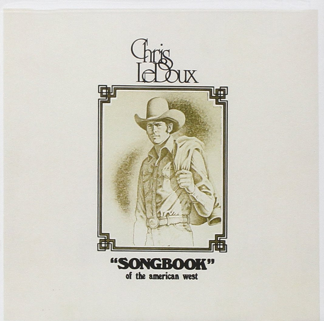 Songbook Of The American West / Sing Me A Song Mr. Rodeo Man