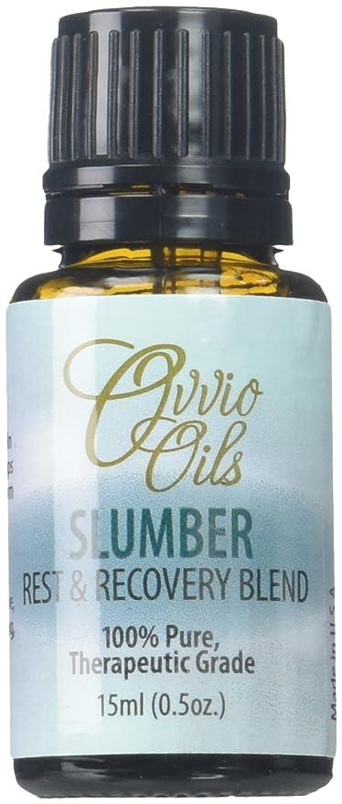 ovvio Aceites Slumber mezcla de aceites ayudar a sueño – Natural Lucha Insomnia, 100%