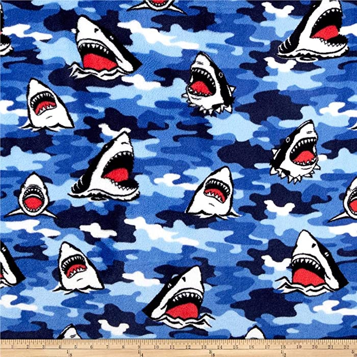The Best Shark Fleece Fabric