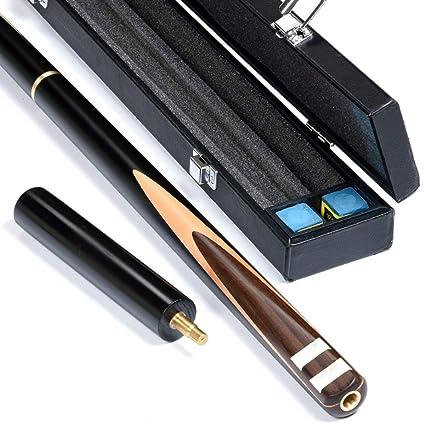 Amazon.com: TQTQGXQ Barra de billar 3/4 Snooker Cabeza ...