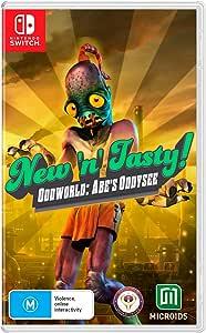 Oddworld New 'n' Tasty - Nintendo Switch