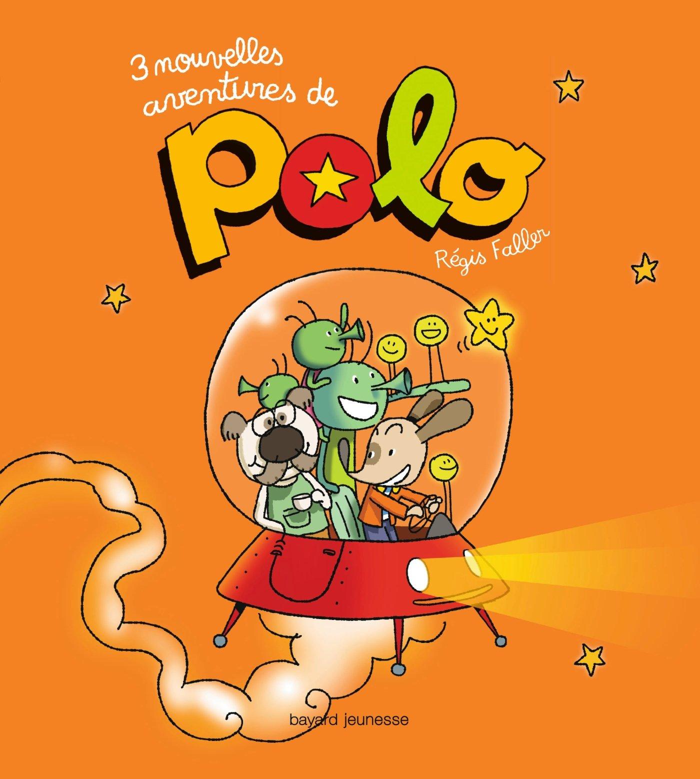 Polo, Tome 04: 3 nouvelles aventures de Polo Mini BD Kids Polo ...