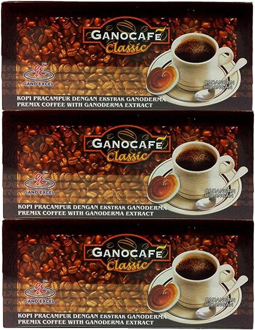 Gano Cafe Klassiker zur Gewichtsreduktion