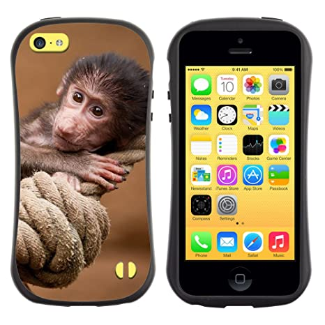 custodia morbida iphone 7 scimmia