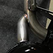 "38.1mm Tight Radius 180 Degree U-Bend O.D Vibrant Performance 2620 1.5/"""