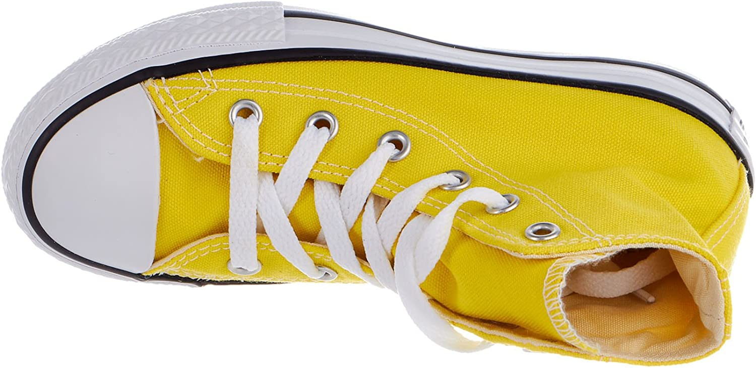 Converse Chuck Taylor All Star Core Ox, Baskets mixte enfant Fresco Giallo