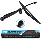 WTI New Replacement Accessories Parts Rear Windshield Wiper Kits Set Arm Blade Compatible With Jeep 1998-2004 Grand…