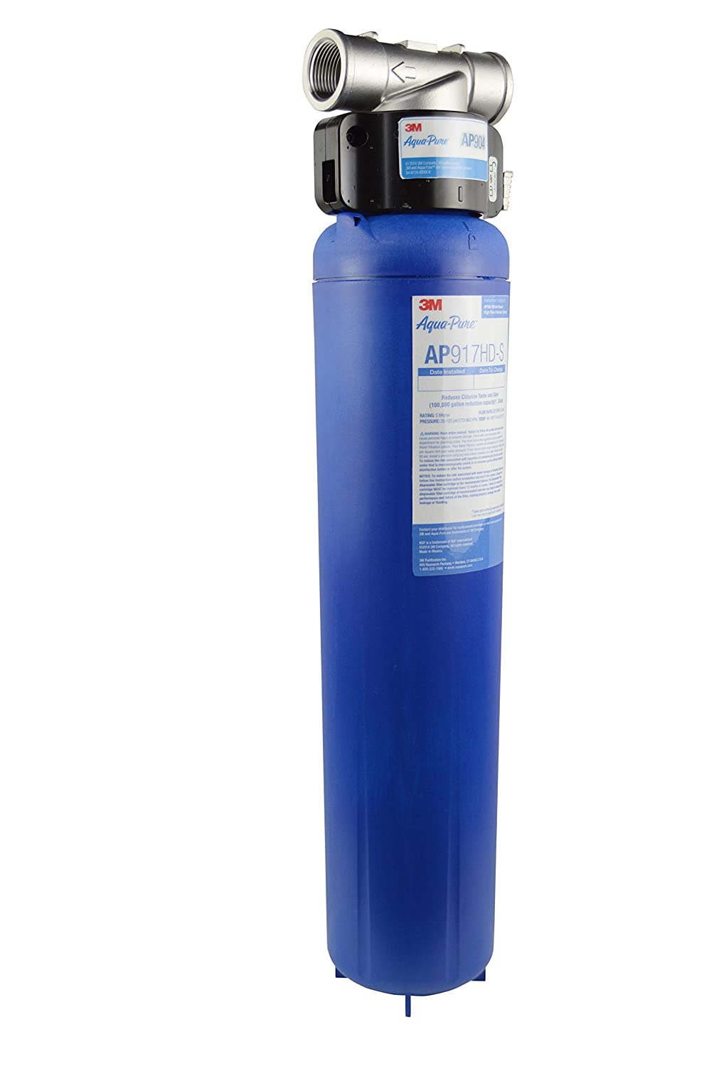 3M Aqua-Pure Whole House Water Filtration System – Model AP904