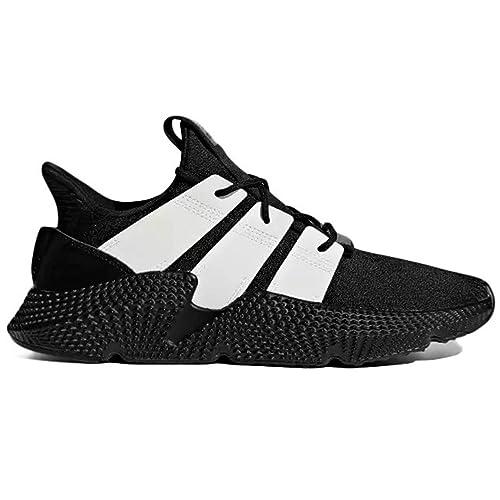 official photos f04a0 669da Adidas Original Prophere Negro y Gris. para los Amantes de Las Zapatillas   Amazon.es  Zapatos y complementos