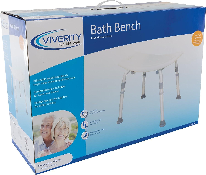 Fashioned Adjustable Shower Bench Elaboration