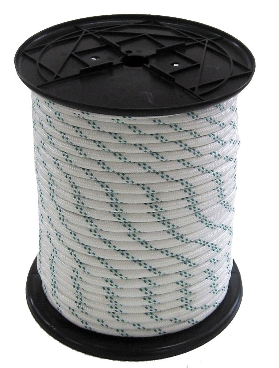 7665C337tressé Corde en nylon, 6mm x 50m 6mm x 50m Desconocido