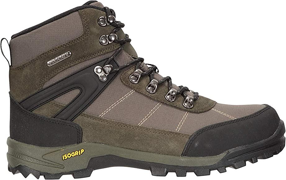 IsoGrip Shoes, Durable Rain Shoes, Mesh