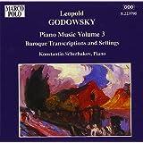 Die Klavierwerke Vol. 3 (Barocke Transkriptionen und Vertonungen)