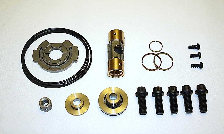 Duramax Garrett GT37VA Turbo Rebuild Kit 6.6L LLY and LBZ BurnRubberTurbo