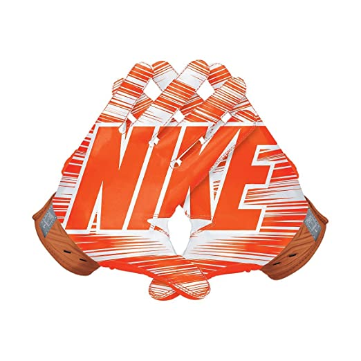 b76ec7c40 orange and white football gloves Football Cleats of 2019