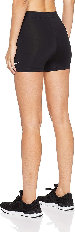 Marcha mala Superior Estación de ferrocarril  Nike Women's Pro Shorts: Amazon.co.uk: Clothing